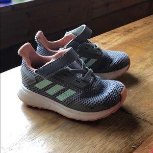 Girls Toddler Adidas Sneakers